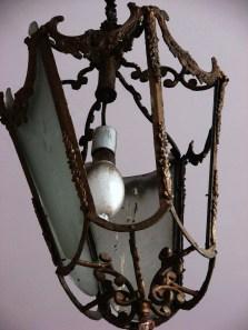 LAMPARA COLONIAL BIS