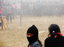 MUJERES ZAPATISTAS